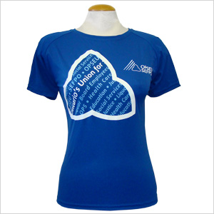 OPSEU_Trilium_T-shirt_Women_Blue_WEB